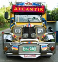 Jeepney - Dumaguete, Philippines