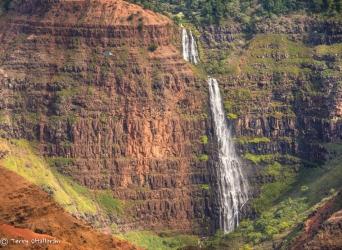 Waipo'o Falls, Waimea Canyon, Kaua'i
