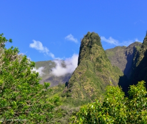 Kuka'emoku (ʻIao Needle), Maui